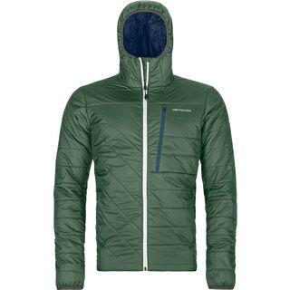 Ortovox Swisswool Piz Bianco Jacket M, green forest - Thermojacke