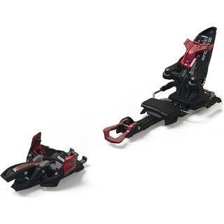 Marker Kingpin 10 100-125 mm, black/red - Skibindung