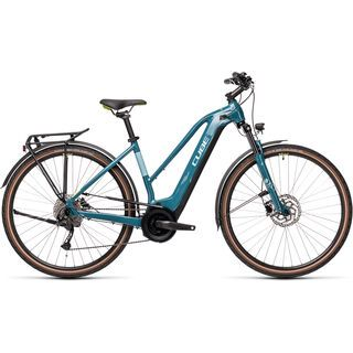 Cube Touring Hybrid ONE 625 Trapeze blue´n´green 2021