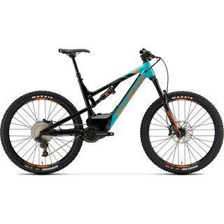 Rocky Mountain Altitude Powerplay Alloy 50 2019, turquoise/black/orange - E-Bike
