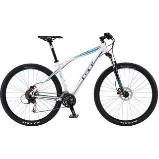 GT Karakoram 3.0 2013, Pearl White - Mountainbike