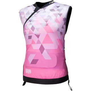 amplifi Cortex Polymer Women, pink - Protektorenweste