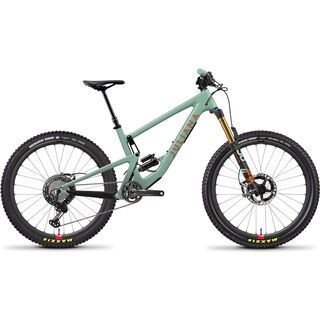 Juliana Roubion CC XTR Reserve 2019, green - Mountainbike