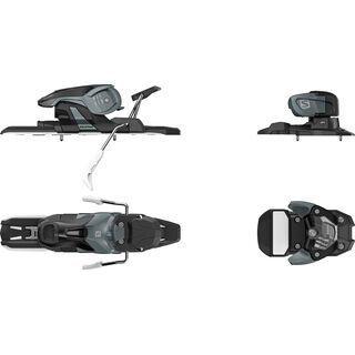 Salomon Warden 11 90 mm, dark grey/black - Skibindung