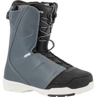 Nitro Vagabond TLS 2020, navy blue/black/white - Snowboardschuhe