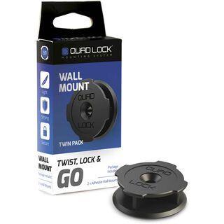 Quad Lock Adhesive Wall Mount Twin Pack - Halterung