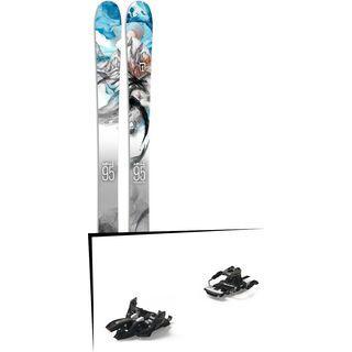 Set: Icelantic Nomad 95 2017 + Marker Alpinist 9 Long Travel (2319307)