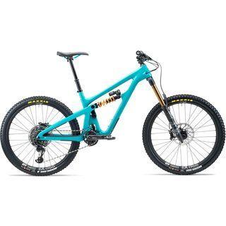 Yeti SB165 T-Series T2 2020, turquoise - Mountainbike