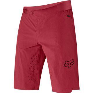 Fox Flexair Short no Liner, cardinal - Radhose
