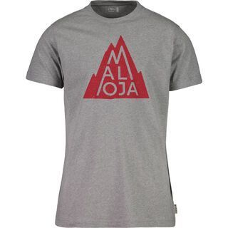 Maloja ChristianM., grey melange - T-Shirt