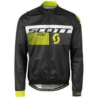 Scott RC Pro WB Jacket, black/yellow - Radjacke