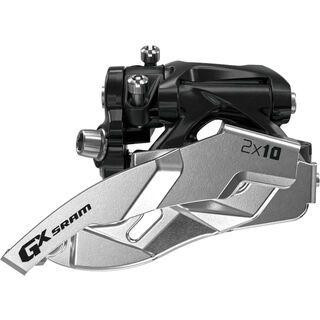 SRAM GX 10-fach Umwerfer - Low Clamp, Dual Pull