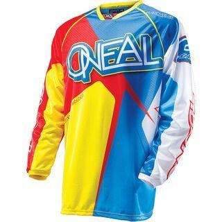 ONeal Hardwear Jersey Racewear, blue/red/yellow - Radtrikot