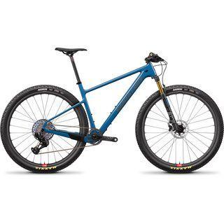 Santa Cruz Highball CC XX1 Reserve 2020, blue/primer - Mountainbike