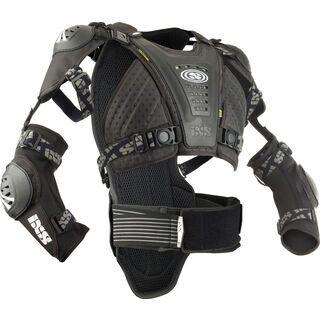 IXS Cleaver Jacket, black - Protektorenjacke