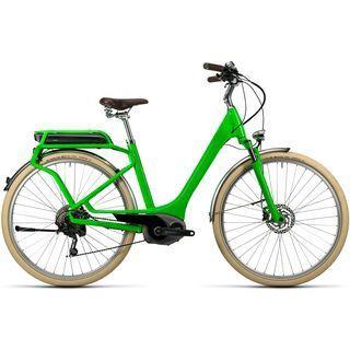 Cube Elly Ride Hybrid 500 Easy Entry 2016, flashgreen´n´kiwi - E-Bike
