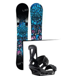 Set: Lib Tech Banana Magic 2017 + Burton Custom (1712739S)