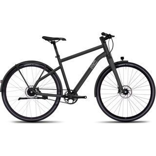 Ghost Square Urban X 9 2016, gray - Urbanbike