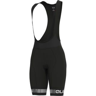Ale Strada Lady Bibshorts black-white