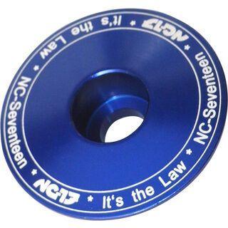 NC-17 Headsetkappe, blue