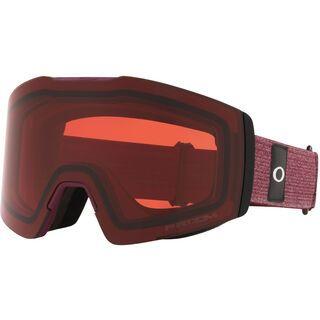Oakley Fall Line XM Prizm, heathered grenache grey/Lens: rose - Skibrille