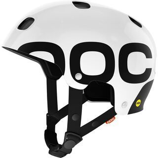POC Receptor Backcountry MIPS, hydrogen white - Fahrradhelm