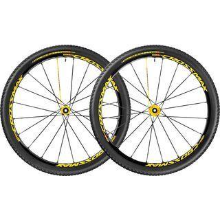 Mavic Crossmax SL Pro WTS 29, yellow - Laufradsatz