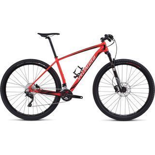 Specialized Stumpjumper HT Comp 29 2016, red/black/white - Mountainbike
