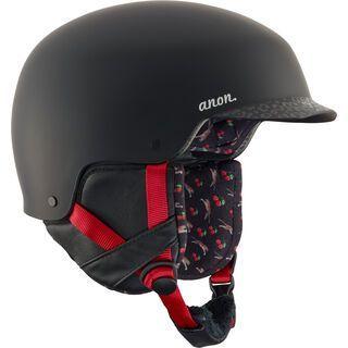 Anon Aera, black cherry - Snowboardhelm
