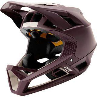 Fox Proframe Helmet, matte dark purple - Fahrradhelm
