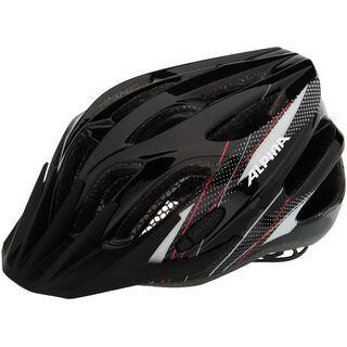 Alpina FB Junior 2.0 Flash, black white red - Fahrradhelm