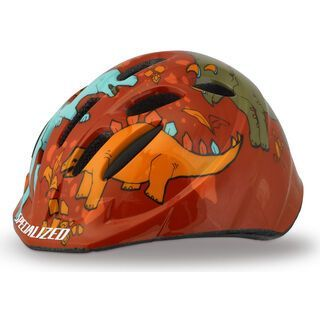 Specialized Small Fry Toddler, Red Dinos - Fahrradhelm