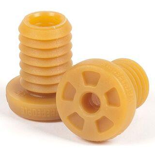 WeThePeople Rubber Nylon, gum - Lenkerstopfen