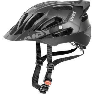 uvex quatro pro, black mat - Fahrradhelm