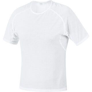 Gore Wear M Baselayer Shirt, white - Unterhemd