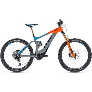 Cube Stereo Hybrid 160 Action Team 500 27.5 2018 - E-Bike