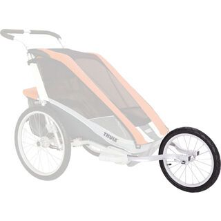 Thule Jogging Set Chariot Cougar / Cheetah / Cheetah XT - Anhänger-Umrüstset