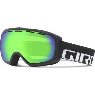 Giro Basis, black wordmark/loden green - Skibrille