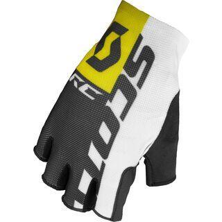 Scott RC SF Glove, black/rc yellow - Fahrradhandschuhe