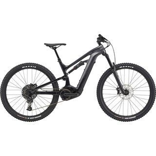 Cannondale Moterra Neo 3 29 2020, matte black - E-Bike