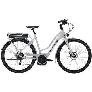 Cannondale Mavaro Rigid Women 2013, white gloss - E-Bike