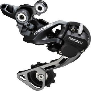 Shimano Deore RD-M615 Shadow+ 10-fach mittellang, schwarz - Schaltwerk