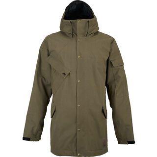 Analog Solitary Jacket, soil - Snowboardjacke