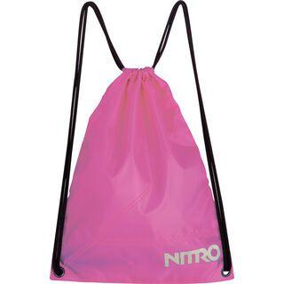 Nitro Sports Sack, pink - Turnbeutel