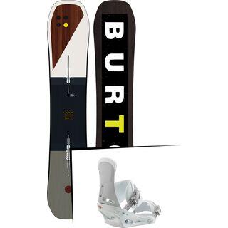 Set: Burton Custom Flying V 2019 +  Custom (2218420S)