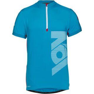 ION Bike Tee SS Helio, blue danube - Radtrikot