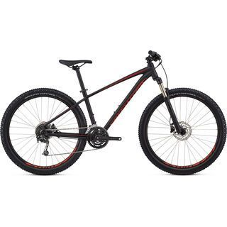 Specialized Pitch Expert 650B 2018, black/red - Mountainbike