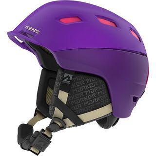 Marker Ampire, violett - Skihelm