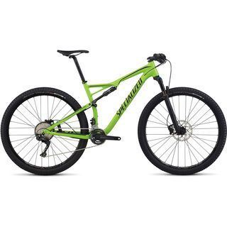 Specialized Epic FSR Comp 29 2017, mo green/black - Mountainbike