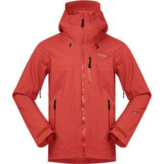 Bergans Stranda Insulated Hybrid Jacket lava/bright magma